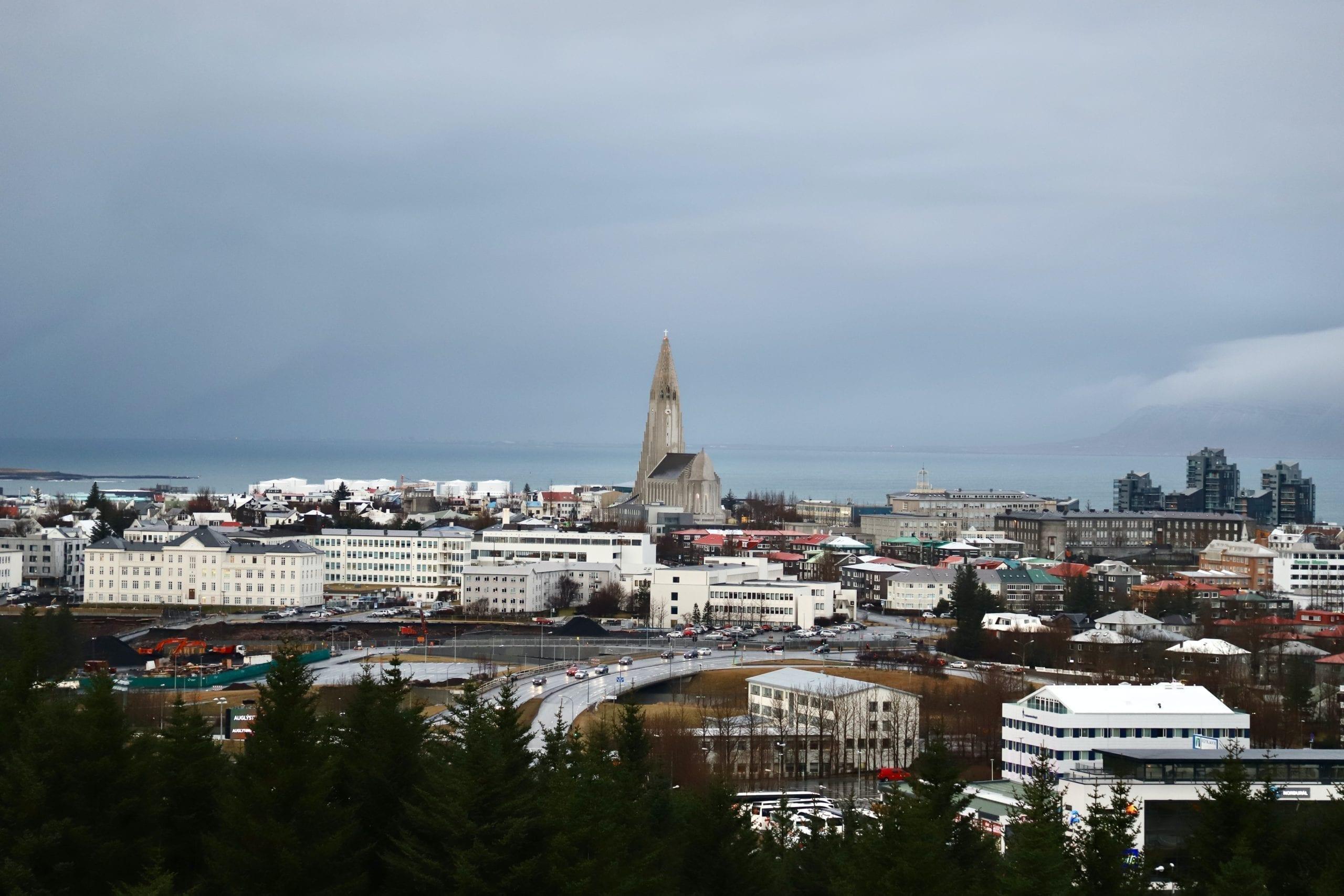 Private city tour Reykjavik